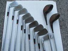 Vintage RAM Dave Hill Signature Golf Club Irons and Wood's Set