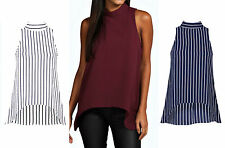 Blouse Unbranded Striped Tops & Shirts for Women