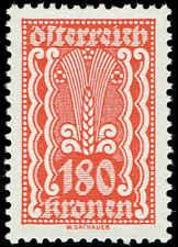 Scott # 272 - 1922 - ' Symbols of Agriculture '
