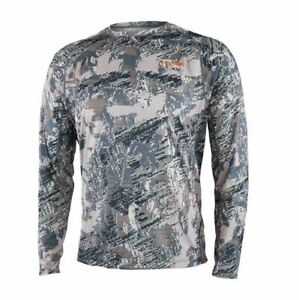 Sitka Core Lightweight Crew LS Open Country ~ New ~ All Sizes