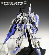For 1/100  Strike White Zeta Evolve Conversion Gk Resin parts Not whole model