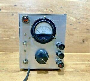 Vintage TRIPLETT DC VOLTS Panel Meter Gauge 0-10