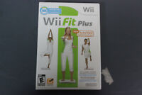 Nintendo Wii 3 Game  Fitness Bundle Wii Fit, Wii Fit +, Just Dance 2014