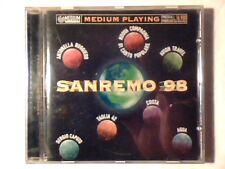 CD Sanremo 98 ANTONELLA RUGGIERO AVION TRAVEL SERGIO CAPUTO SIGILLATO SEALED!!!