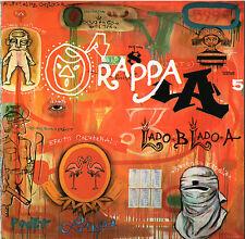 O RAPPA - LADO B LADO A  CD