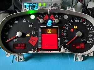 2000-2006 AUDI TT PixelTek Dash Cluster Display Repair Services