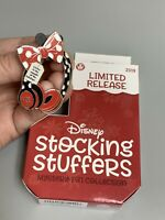 Disney Parks Christmas Stocking Stuffers Mystery Box LR Pin - Minnie Headphones