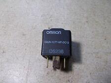 Omron G8JN-1C7T-MF-DC12 Automotive Relay *FREE SHIPPING*