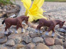 Horse Cufflinks--Animal Farm Farming Cute Funny Horses Pony Equestrian Nature