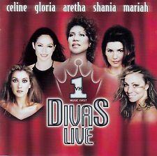 VH1 DIVAS LIVE / CD