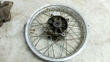 96 Kawasaki KX100 KX 100 rear back wheel rim