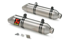KTM SILENZIATORI AKRAPOVIC SLIP-ON SILENCER 640 SM  58605099000