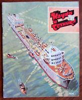 "1964 Russian Soviet Latvian technical magazine ""Science & Technology"" Transport"