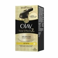 Olay Total Effects 7 in One Age Defying Day Moisturiser SPF15 - 1 2 3 6 12 Packs