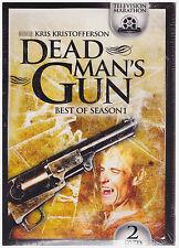 DEAD MANS GUN BEST OF SEASON 1 (DVD, 2013, 2-Disc Set) NEW