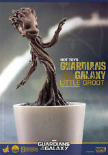 GUARDIANS OF THE GALAXY~LITTLE GROOT~QUARTER SCALE FIGURE~HOT TOYS~MIB