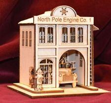 buildinghouse - Wooden Christmas Ornaments