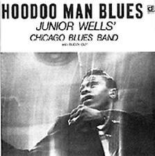 Junior Wells - Hoodoo Man Blues LP REISSUE NEW DELMARK w/ Buddy Guy