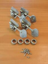 Fender 1972 Nickel Precision or Jazz Bass Tuners