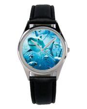 Hai Shark Geschenk Fan Artikel Zubehör Fanartikel Uhr B-8059