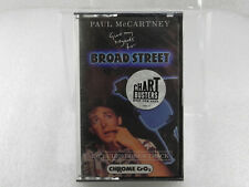 Paul McCartney Give My Regards To Broad Street 1984  Sealed Cassette Tape