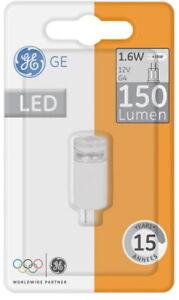 GE 1.6W G4 ESmart LED Capsule Bulb-Ultra Warm White (2700K) 12V