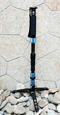 Sirui P-224SR Carbon Fiber Monopod w/Mini Tripod --> USA Domestic shipping