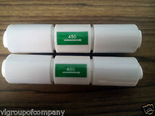RO Flow Restrictor 450ML (FR) GREEN for Water Purifier. 2 Piece
