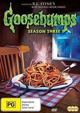 Goosebumps : Season 3 (DVD, 2014, 3-Disc Set)