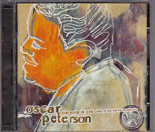 Oscar Peterson - The Song Is You: Best Of The Verve Songbooks - CD - (2CD)