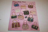 Vintage Catalog #817 - 1982 LADYS PRIDE purse catalog