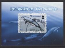 MONTSERRAT SGMS1420 2008 DOLPHINS OF THE WORLD FINE USED