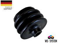 2 Stück Universal Faltenbalg Manschette Achsmanschette L 27mm-42mm Ø 10mm-37mm