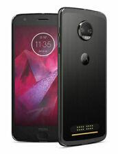 NEW Motorola Moto Z2 Force XT1789-01 64GB Black Verizon/GSM Unlocked Smartphone