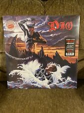 Dio - Holy Diver Red Vinyl Rhino Brand New Sealed 2018 Rare /3500 Copies Made