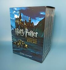 Harry Potter Complete Collection Teil 1-8/7.2 - DVD Film Box ALLE TEILE KOMPLETT