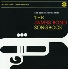Jimmy Bond - BGP Sound Library: James Bond Songbook (Original Soundtrack) [New C