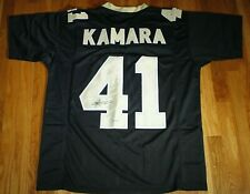 ALVIN KAMARA NO SAINTS #41 SIGNED AUTO AUTHENTICATED NFL FOOTBALL JERSEY COA