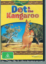 DOT AND THE KANGAROO   DVD  NEW AND SEALED AUSTRALIAN MOVIE