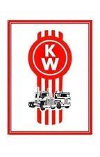 KENWORTH STICKER, 11.5cm x 8.5cm, Free Aus Post, Lovely Ribbon