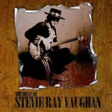 STEVIE RAY VAUGHAN THE BEST OF CD NEW