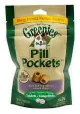 Greenies Pistolet de pilule poches Canin Friandise comprimés [CANARD & pois