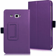 For Samsung Galaxy Tab A 7.0 7-inch SM-T280 / SM-T285 Slim Leather Case Cover