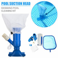 Leaf Nets and More Vacuum Heads Aluminum Pool PoleAttach Skimmer Heads