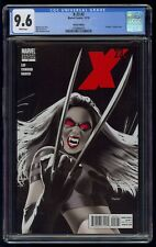 X-23 (2010) #2 Mike Mayhew Vampire Variant Cover CGC 9.6 Blue Label White Pages