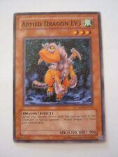 Yu-Gi-Oh Armed Dragon LV3 SOD-EN013 Wind Card, Very Good Condition (011-65)