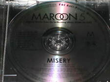 MAROON 5 - Misery Remixes - 8 Track DJ PROMO CD! RARE! NEW! Bimbo Jones Cutmore