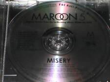 MAROON 5 - Misery Remixes - 8 Track DJ PROMO CD! RARE! NEW! Bimbo Jones Cutmore