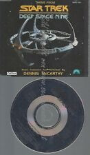 CD--DENNIS MCCARTHY -- --- STAR TREK: DEEP SPACE NINE THEME