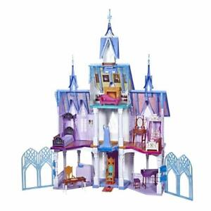 Disney Frozen 2 Ultimate Arendelle Castle Dolls House Playset Toy - 5ft Tall NEW
